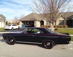 68 Sport Satellite! Rare 383 4speed combo! With white and maroon interior!