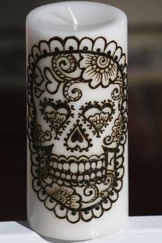 dia de los muertos - Click image to find more Art Pinterest pins