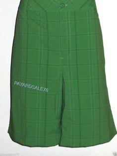 Nike Golf Plaids   Checks Regular 40 Shorts for Men dd1e857667ae5