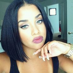cute bob look  come to hairvivi and find the same amazing bob