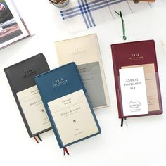 2016 Iconic Live for the moment dated planner scheduler - fallindesign