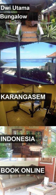 Hotel Dwi Utama Bungalow in Karangasem, Indonesia. For more information, photos, reviews and best prices please follow the link. #Indonesia #Karangasem #DwiUtamaBungalow #hotel #travel #vacation