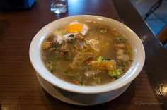 Batchoy of the Philippines