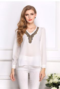 Women fashion - Women's Clothing - Blouse&Shirt - Spring/Summer ...