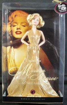 Barbie Doll - MARILYN MONROE - 2008 - New in Box !!