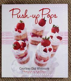 Push up pops- strawberry shortcake, mini cinnamon rolls, smores, and more!