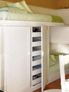 Dormir estudiar y jugar cuartos de ni os interiores for Estudiar decoracion de interiores a distancia