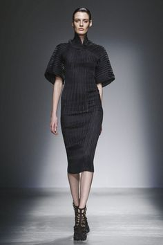Iris Van Herpen Ready To Wear Fall Winter 2015 Paris