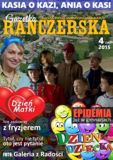 Gazetka Ranczerska Nr 4(13) 2015