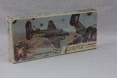 Vintage AIRFIX Craft Master LOCKHEED HUDSON 1/72 Model Kit #1403-100 Not Opened! #Airfix
