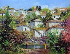 Pintor: Carlos Garay