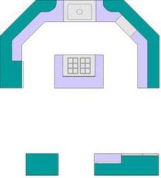 U_Shape_Island_Blueprint