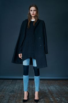 ALLSAINTS: Women's lookbook 2014 September