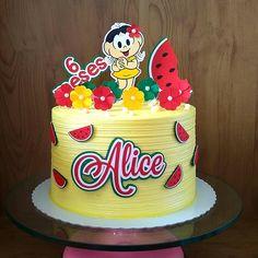 Alice, Ballerina Cakes, Foto Baby, Summer Treats, Frosting, Cake Decorating, Birthday Cake, Desserts, Watermelon Birthday Cakes