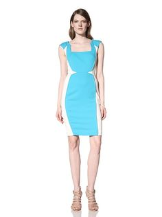 Jay Godfrey Womens Kornell Stretch Colorblock Dress, http://www.myhabit.com/redirect?url=http%3A%2F%2Fwww.myhabit.com%2F%3F%23page%3Dd%26dept%3Dwomen%26sale%3DADIZBC12ZIMOR%26asin%3DB008JA6DCM%26cAsin%3DB008JA6HPU