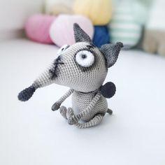 Sparky Frankenvini dog #monsterplushtoy #zombiedoll #halloweentoy #crochetmonster #handmadezombie #funnytoy #crochethandmadetoy #cutezombie #monsterdoll #halloweendecor #crochettoys #halloweenzombie #customtoy #halloweenzombie #halloweentoy #custommonster #zombiedoll #halloweengift #customtoy #crochetmonster #amigurumihalloween #monsterdolltoy #handmadezombie #creativegift #amigurumimonster #fantasytoy #halloweentoy #halloweenparty #crochetzombiedoll #funnygiftforhim #plushzombie #handmadedog Crochet Monsters, Crochet Animals, Crochet Toys, Lion Toys, Pet Toys, Dog Lover Gifts, Dog Gifts, Cute Zombie, Zombie Dolls