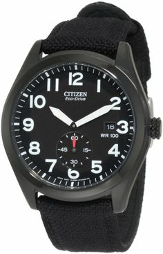 Citizen Men's Sport Eco-Drive Strap Watch Say yes to the effortless style that comes with a Citizen Eco-Drive watch. Seiko Watches, Citizen Watches, Citizen Eco, Watches For Men, Wrist Watches, Unique Watches, Stainless Steel Case, Luxury Watches, Retro