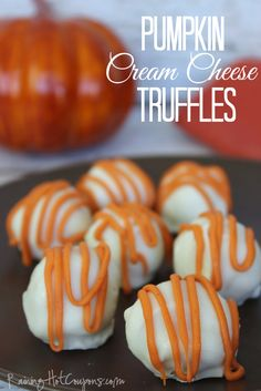 Truffles recipe *Get more RECIPES from Raining Hot Coupons here* *Pin it* by clicking the PIN button on the image above! Repin It Here Truffles are really easy to make and I love making them for special occasions or parties! These Pumpkin truffles are sweet and perfect for the fall and winter months. These are …