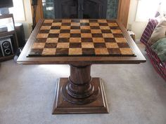 CustomChess.com - Table 04 - The Ultimate Chess Table