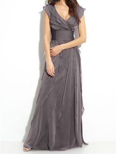 Hmmm possible Mother of the Bride dress?