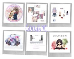 """""""-READ DESC-"""" by datkawaiipotato ❤ liked on Polyvore featuring art"""