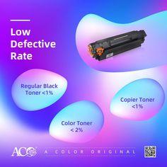 Toner Cartridge, The Originals, Color, Colour, Colors