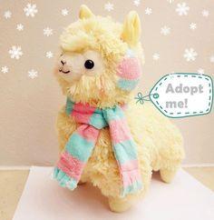 Amuse Alpacasso Arpakasso Japan wedding gifts Yellow Pink bride groom 16 cm