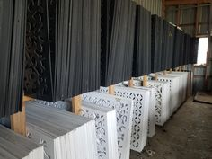 B-Grade panels. Call today for inventory or visit our page at http://www.acuriolattice.com/inventory-list-flyer-2018/