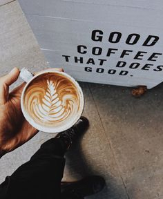 Good Morning Good Coffee
