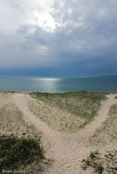 Petoskey State Park - Smile, photo by Brian Gudas TV 9&10 News reports that Weather Channel viewers have named the beach at Petoskey State Park as the Best Lake Beach in America. The Michigan D...