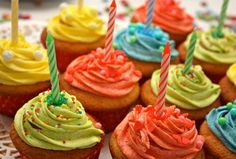 Birthday Cupcakes » Best Cupcake Pins