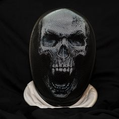 Airbrush Fencing Masks on Behance