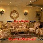 Kursi+Tamu+Ukir+Goldleaf Gold Leaf, Food, House, Ideas, Meal, Home, Essen, Hoods, Haus