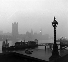 London fog....