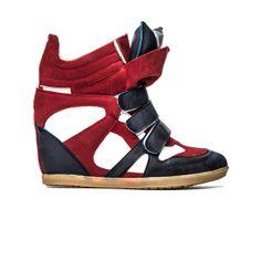 Mecrea Isabelle Topuklu Spor Ayakkabı