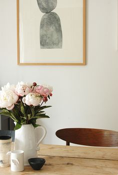 The home of Chocolate Creative's Margarita Lorenzo -- photographed by Margarita Lorenzo. From sfgirlbybay.com