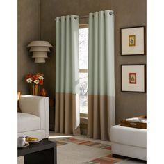 Curtainworks Kendall Grommet Curtain Panel