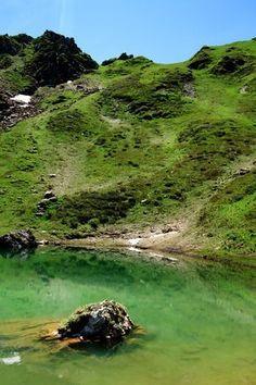 Schuhflickersee in Austria (Salzburg, Grossarltal) Salzburg, Alps, Austria, Mountains, Water, Travel, Outdoor, Wanderlust, Places To Visit
