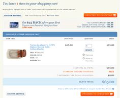 shopping cart page designs #cartpage #site