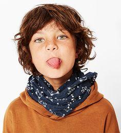 ZARA - #zaraeditorials - Boys - The school report - Little prices