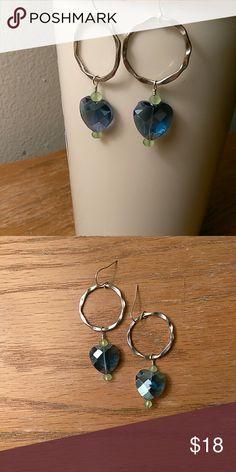 Seahawks Fans Show Their Love Earrings Perfect for Seahawk fans! GO HAWKS!!! Jewelry Earrings