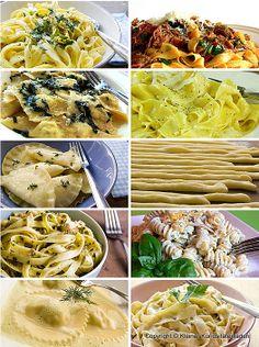 links für viiiele pastarezepte