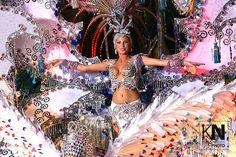 Carnaval de Tenerife, Canary Islands, Spain