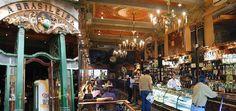 Portugese Cafes - A Brasileira