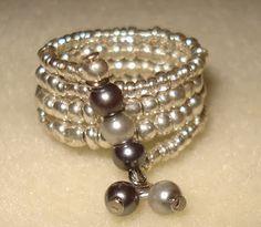 Carolyn Schulz Creative Jewellery: Memory Wire Rings