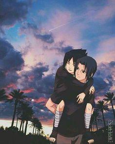 Itachi y Sasuke Uchiha Naruto Minato, Itachi Uchiha, Anime Naruto, Boruto, Naruto Chibi, Naruto Shippuden Anime, Manga Anime, Wallpapers Naruto, Cool Anime Wallpapers
