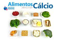 alimentos fontes de calcio - Pesquisa Google