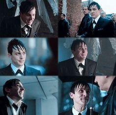Oswald cobblepot Gotham Show, Penguin Gotham, Robin Taylor, Riddler, Lord & Taylor, Marvel Dc, Penguins, Tv Shows, Batman