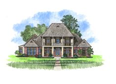 southlouisianahouseplans Acadiana Home Design French Country