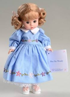 Madame Alexander Madame Alexander Doll at Replacements, Ltd